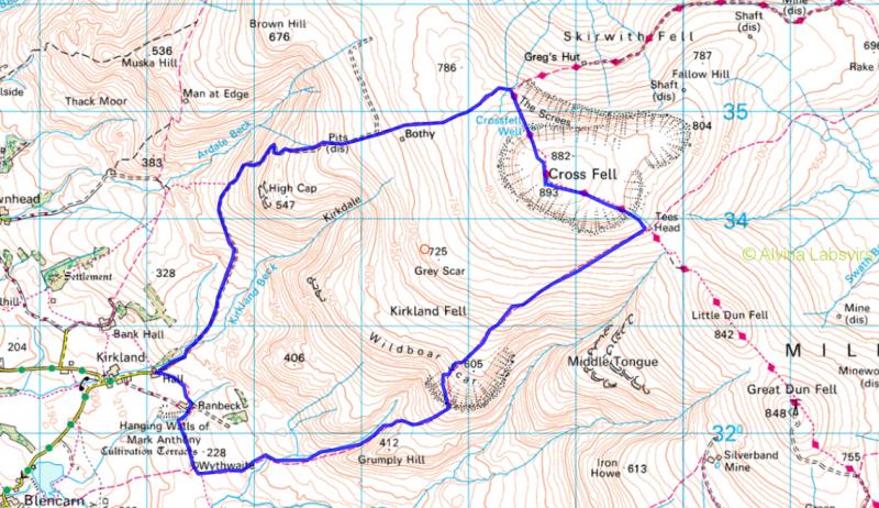 mapcrossfell