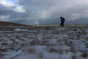 rainbow from Sother Fell