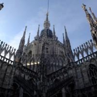 Walking Around Milan