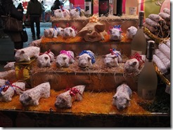 salami pigs