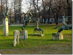 park scuptures
