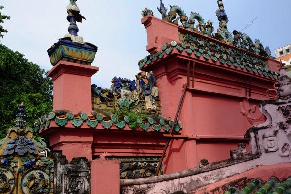 Rooftop Jade Emperor Pagoda
