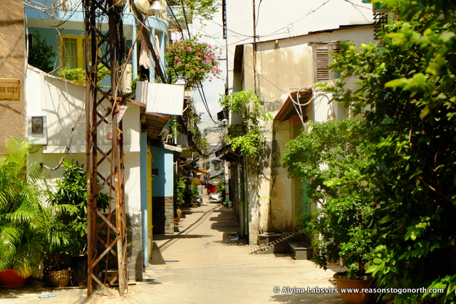 Streets of HCM