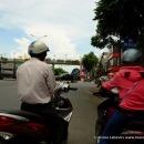 Car Driver to Motorbike Rider