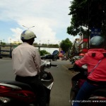 Car Driver to Motorbike Rider
