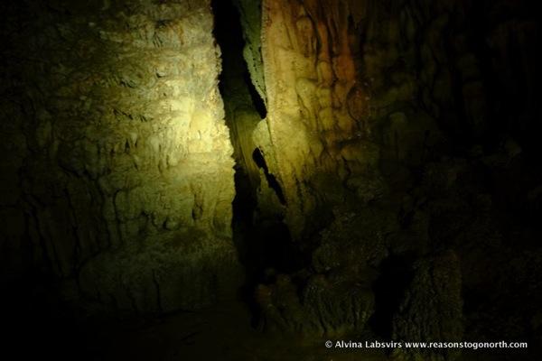 Cave Scrambling