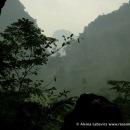 Scrambling in a Mountain