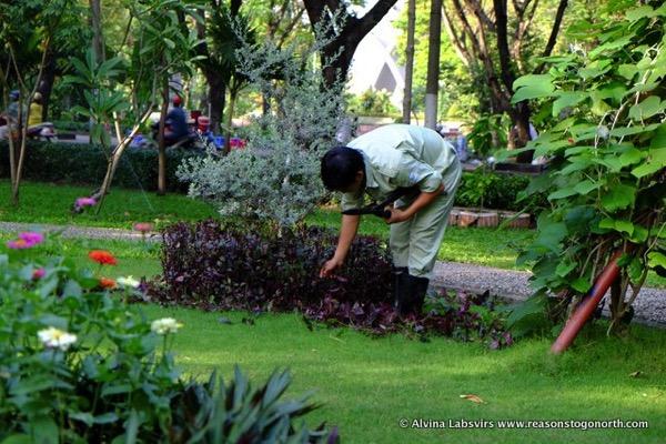 Hoàng Văn Thụ Park