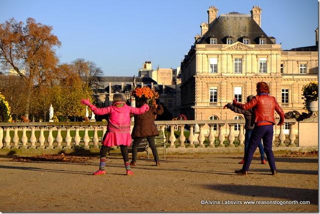 Jardin Strasbourg