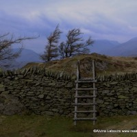 Black Crag from Coniston