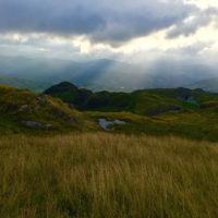 Cumbria in July