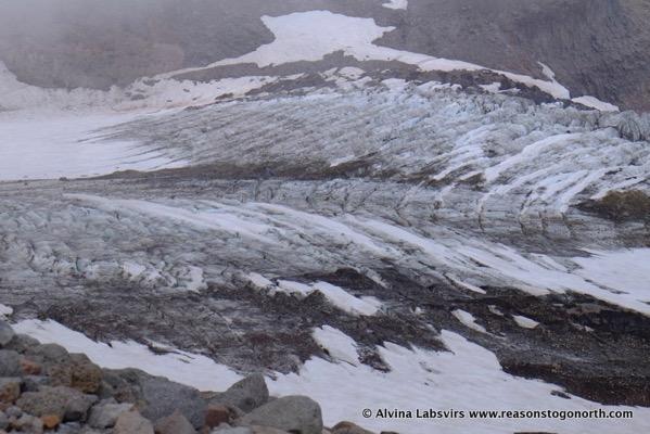Glacier Mount Hood
