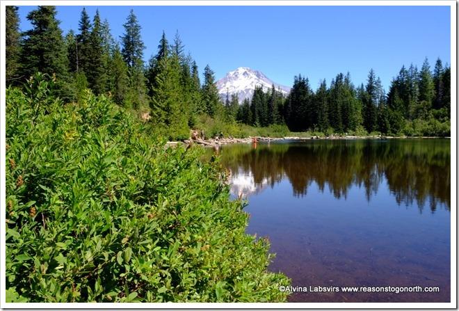 Mirror Lake Oregon
