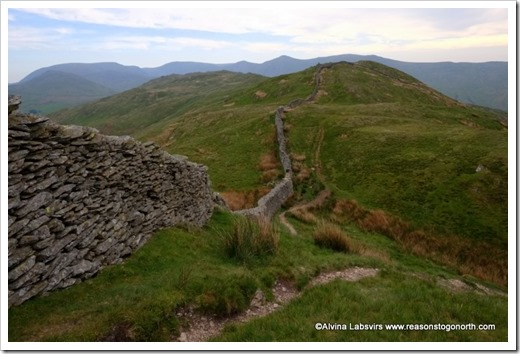 Bayestones and the Kentmere Range