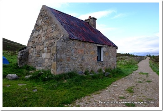 bothy at Ryvoan