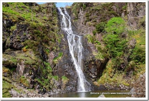 Whorneyside Force waterfall
