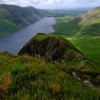 Pillar via Yewbarrow