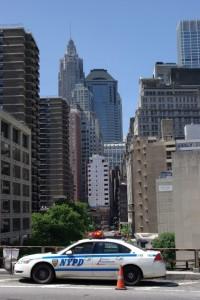 Police Car - Brooklyn