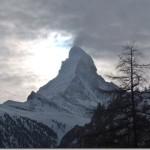 Made it to the Matterhorn!