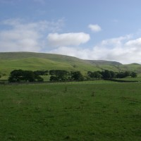 Cross Fell from Kirkland