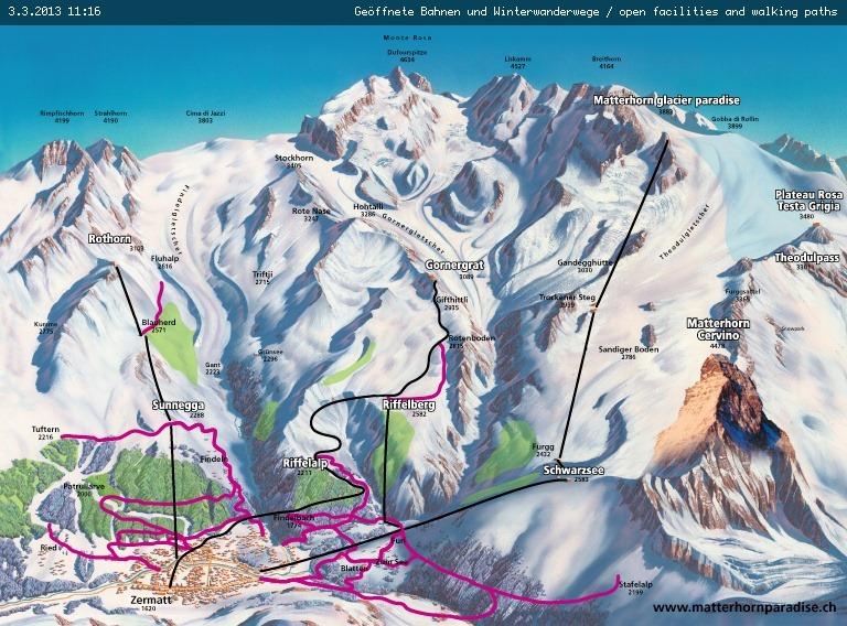 Alpine Walking Reasons to go North